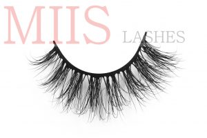 fashsionable 3d invisible band mink lashes factory