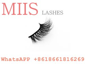 3D mink lashes private label mink eyelashes