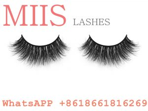 customized 3d mink eyelashes